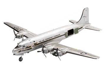 "Revell C-54D Berlin Airlift ""70th Anniv 1:72 03910R"