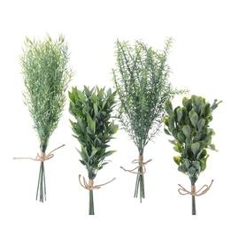 Dirbtinių augalų ryšulys, 50 cm
