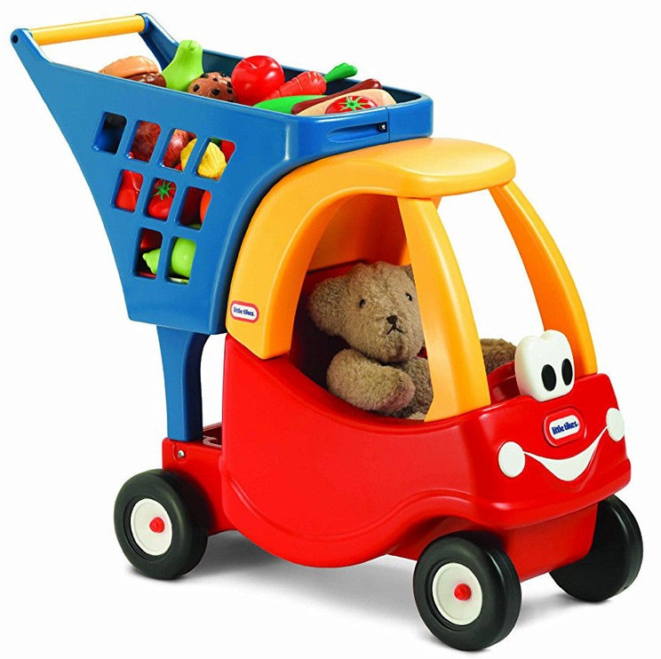 Little Tikes Cozy Shopping Cart 618338