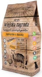 Wiejska Zagroda Dog Dry Food Lamb & Duck 9kg