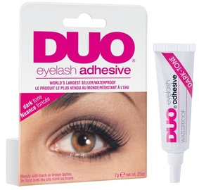 Kunstripsmete liim Duo Eyelash Dark, 7 g