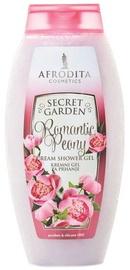 Afrodita Shower Gel Romantic Peony 250ml