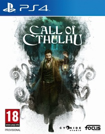 Игра для PlayStation 4 (PS4) Call Of Cthulhu PS4