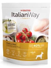 Italian Way Chicken & Rice Mini Adult 800gr