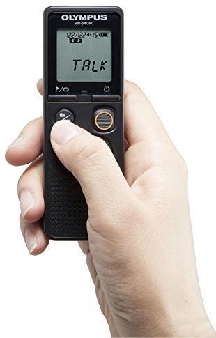 Diktofon Olympus VN-540PC, 4 GB