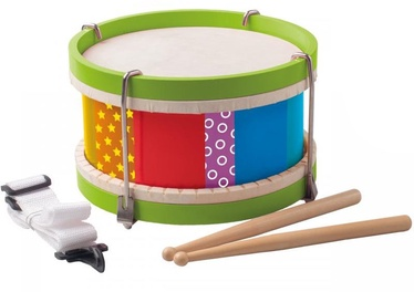 Woody Drum With Strap Belt 91700