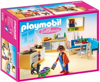 Playmobil Dollhouse Country Kitchen 5336