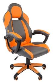 Игровое кресло Chairman Game 20 Grey Orange