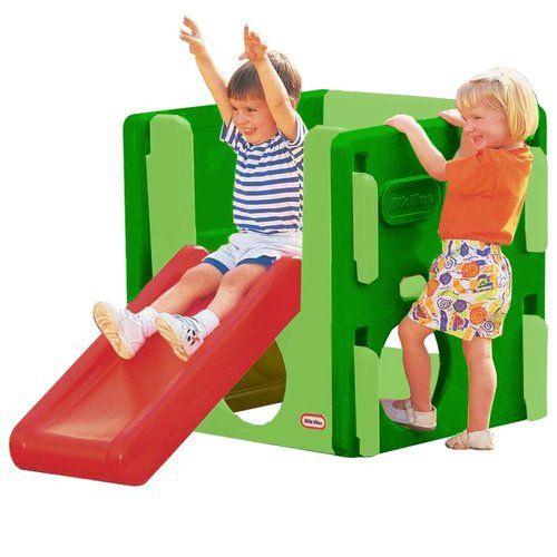 Little Tikes Junior Activity Gym Green 447AA
