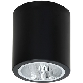 Luminex Downlight Round 07239 Black