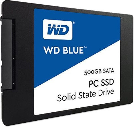 "Western Digital Blue 500GB 2.5"" SATAIII WDS500G2B0A"