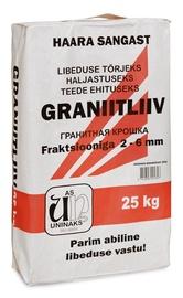 GRANIITLIIV 2-6MM 25KG/KOTIS