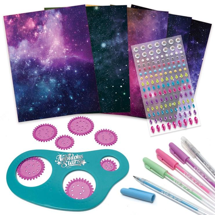 Dekorēšanas komplekts Nebulous Stars Swirly Stars 11106