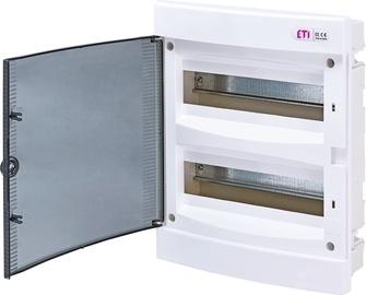 Modulinis skydas ETI ECM24PT-s, 24 modulių, potinkinis, IP40