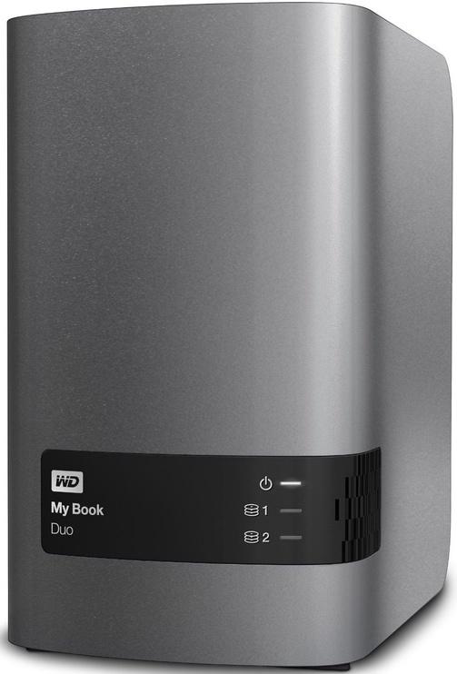 Western Digital 3.5'' 12TB My Book Duo RAID Storage USB 3.0