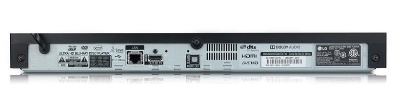 LG UBK90 4K Ultra-HD Blu-Ray Player
