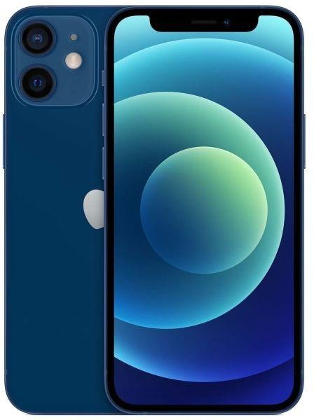 Mobilusis telefonas Apple iPhone 12 mini Blue, 256 GB