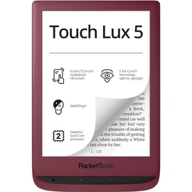 PocketBook Touch Lux 5 Red