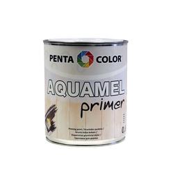 Gruntiniai dažai Aquamel Primer, balti, 0,8 kg
