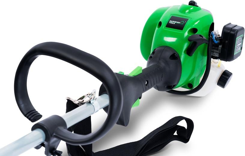Benzininė žoliapjovė Gardener Tools GGT-25CC-0.65