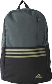 Adidas Versatile Backpack 3 Stripes Green