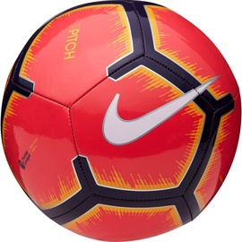 Nike Premier League Pitch Ball Red Size 4