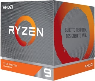 Procesors AMD Ryzen 9 3900X 3.8GHz 64MB 100-100000023BOX