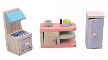 Gerardos Toys Dollhouse Kitchen Furniture Set 61139