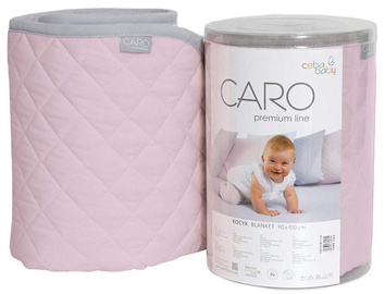 Ceba Baby Caro Premium Line Blanket 90x100cm Pink
