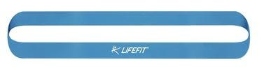 Mankštos juosta Lifefit, mėlyna