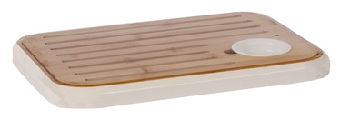 Home4you Gourment Cutting Board 36x25.5cm Bamboo