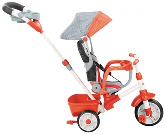 Little Tikes 5-in-1 Deluxe Ride & Relax Tricycle Orange