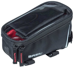 Basil Sport Design Frame Bag Black 1l
