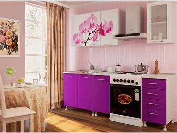 MN Orchid Kitchen Unit 1.7m