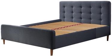 Signal Pinko Bed 160x200cm Grey