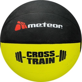 Meteor Cross Train Ball 3kg Yellow