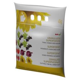 Trąšos granuliuotos Baltic Agro Superfosfatas, 4 kg