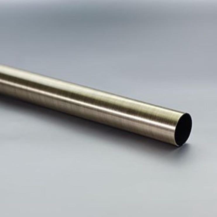 Karnizo skersinis Modern, sendinto aukso, 1.6 m, D16