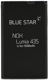 BlueStar Battery For Microsoft Lumia 435/532 Li-Ion 1660mAh Analog