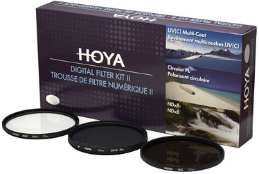 Hoya Digital Filter Kit II 62mm