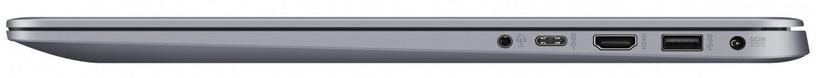Nešiojamas kompiuteris Asus VivoBook S15 S510UN-BQ180T Grey