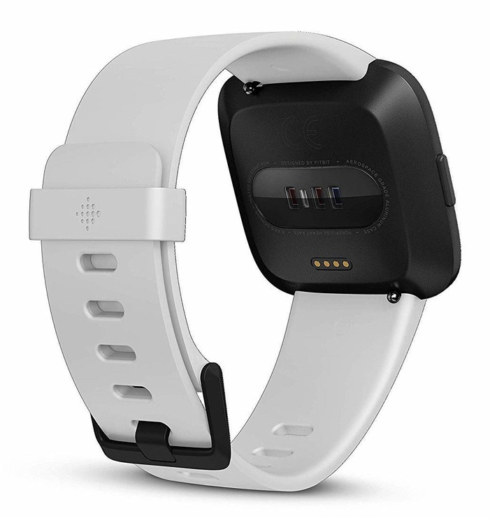 Fitbit Versa Special Edition Black White