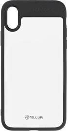 Tellur Hybrid Matt Bumper Back Case For Apple iPhone X/XS Black