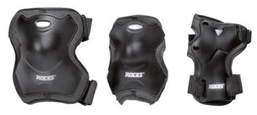 Roces Super Pack 301275 Black S