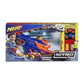 Žaislinis šautuvas Nerf Longshot, nuo 5 m.