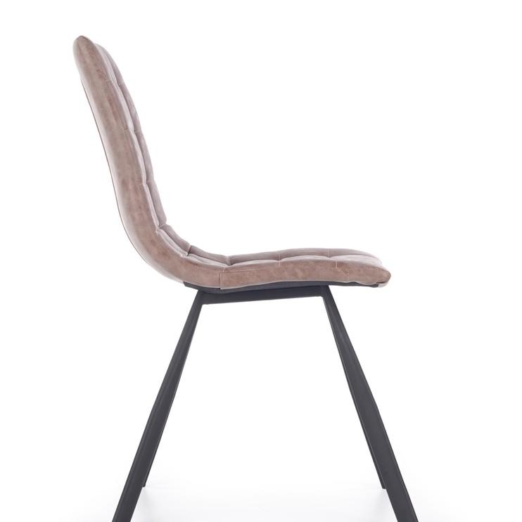 Стул для столовой Halmar K - 280 Brown/Black