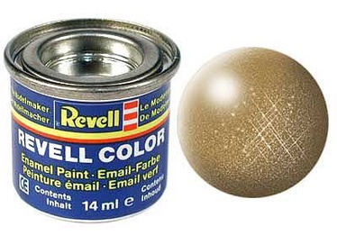 Revell Email Color 14ml Metallic Brass 32192