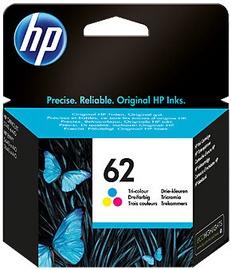 HP 62 Tri-Color C/M/Y