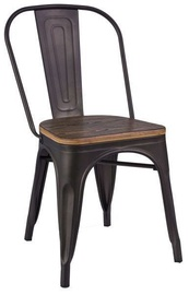 Signal Meble Chair Loft 4 Walnut/Graphite