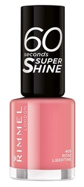 Rimmel London 60 Seconds Super Shine 8ml Nail Polish 405